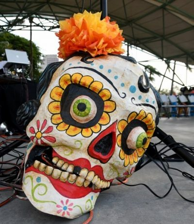 DAY OF THE DEAD FESTIVAL COMES ALIVE AT BACKYARD!