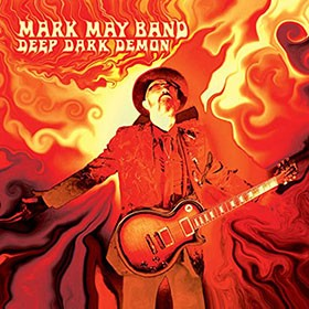 Mark May To Release Deep Dark Demon on Gulf Coast Records