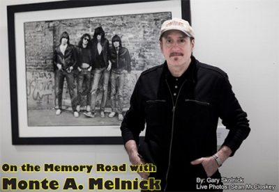 Memory road with Monte A. Melnick
