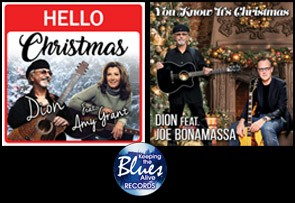 Dion joins forces with Amy Grant and Joe Bonamassa…