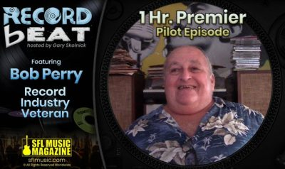 Record Beat – Pilot – Bob Perry