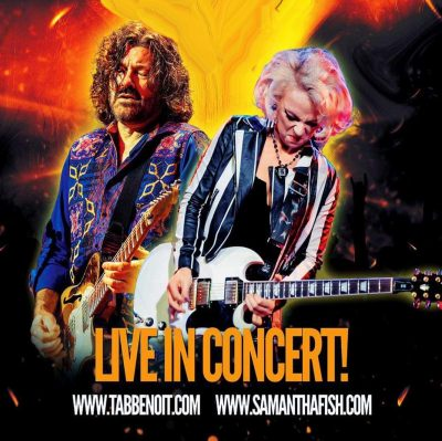 Tab Benoit &  Samantha Fish In Concert
