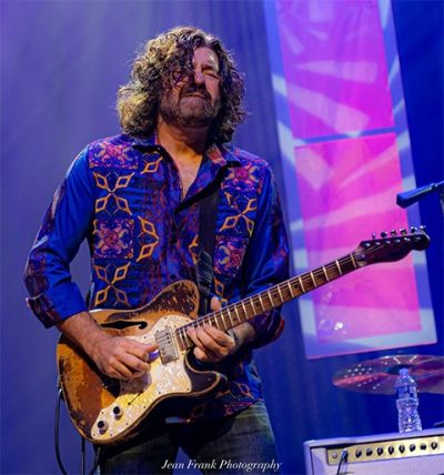 The Funky Biscuit Welcomes Guitarist Tab Benoit for Two Big Nights