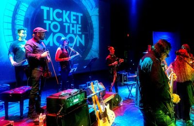 This Weekend: Ticket to the Moon – The Ultimate ELO Experience
