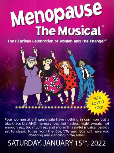 Coral Springs Center for the Arts to Present Menopause The Musical®