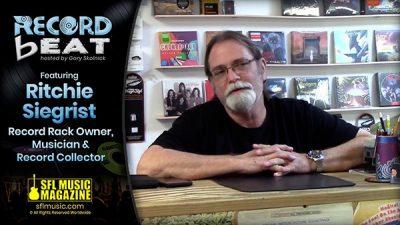 Record Beat – Episode 4 – Ritchie Siegrist