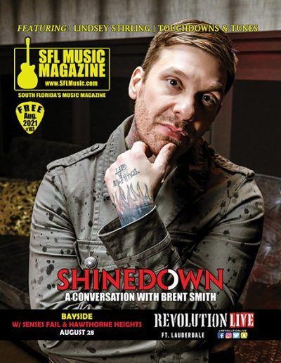 Brent Smith – Shinedown