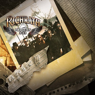 RICHRATH PROJECT 3:13 PAYS TRIBUTE TO LATE/GREAT ORIGINAL REO SPEEDWAGON