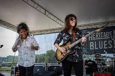20th Anniversary Celebration of the Heritage Music Bluesfest