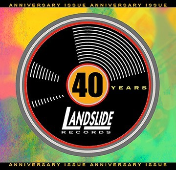 Landslide Records Announces New 40th Anniversary Two-Disc Compilation
